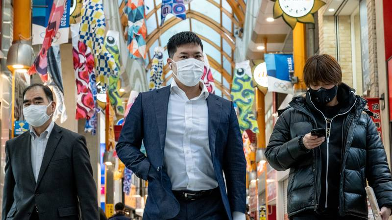 Japanese City Proposes Ban On Looking At Your Phone While Walking