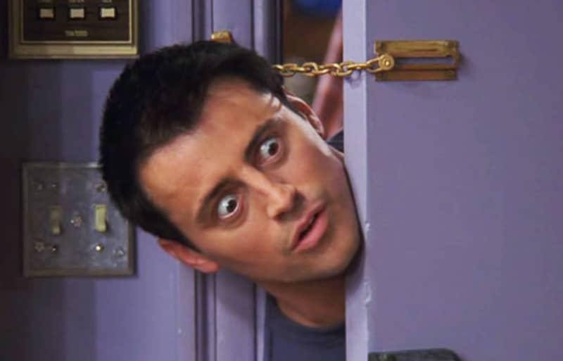 Happy Birthday Joey Tribbiani. Ahem... Sorry... Matt LeBlanc