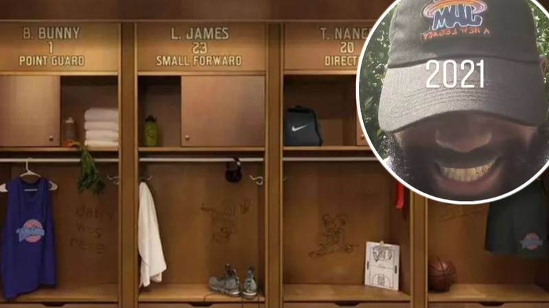 LeBron James Teases That Space Jam 2 Is Still Set For 2021 Release