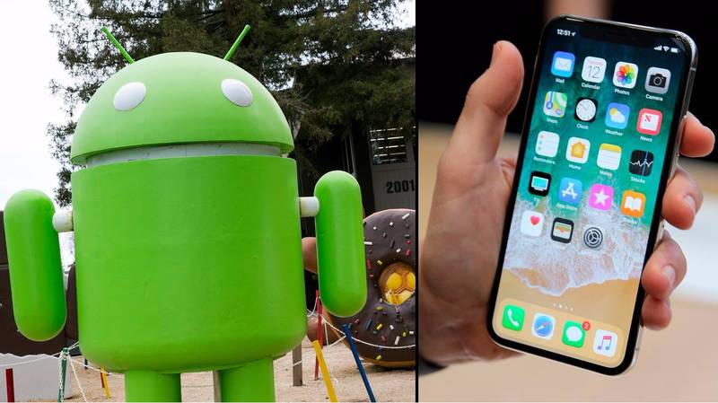 Android Developer Trolls Apple By 'Copying' iPhone X Feature