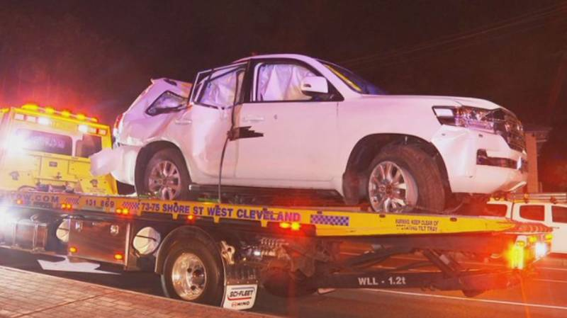 Queensland Teen Could Face Third Murder Charge Over Crash That Killed Soon-To-Be Parents
