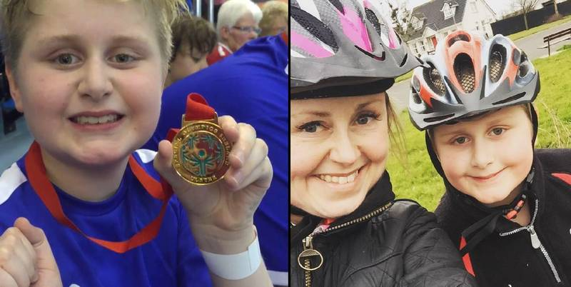Nine-Year-Old Autistic Boy Disqualified From Race For 'Being Too Fast'