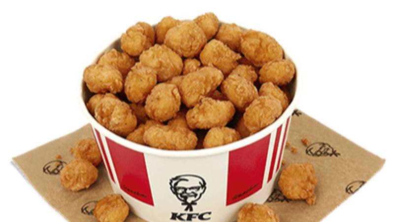 KFC Has Launched An 80-Piece Popcorn Chicken Bucket For £5.99
