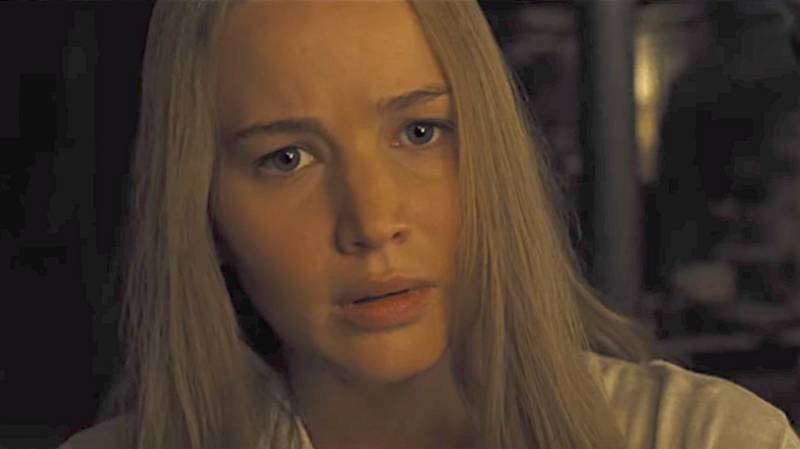 'Mother!' Filming Was So Intense Jennifer Lawrence Dislocated A Rib