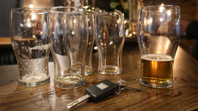 Driver Tests Positive For Every Drug You Can Be Tested For