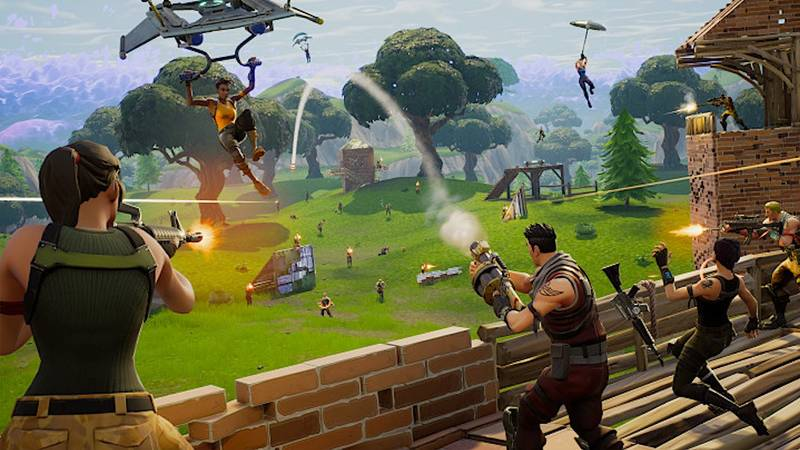 ​PUBG Has Reportedly Filed A Lawsuit Against Fortnite