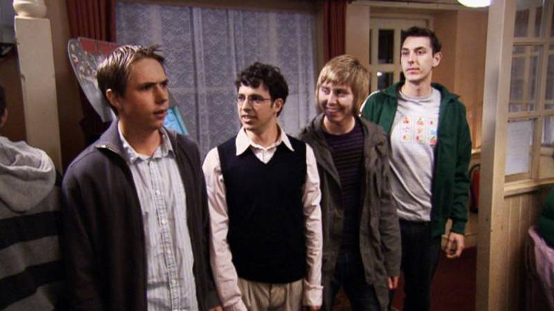 You Can Now Watch Every Single Episode Of 'The Inbetweeners' And Both Movies On All 4