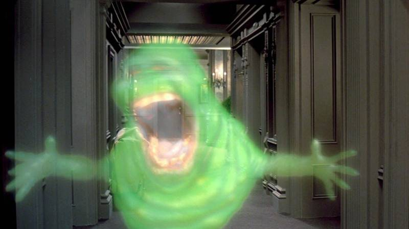 'Ghostbusters' Special Effects Legend Said He Created Slimer On Coke Bender
