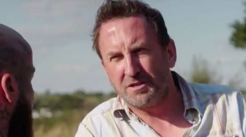 Lee Mack's New Show The Chop Suspended As Sky Bosses Investigate 'Nazi' Tattoos