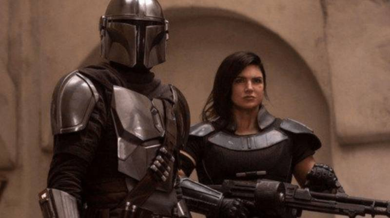 Mandalorian Fans Are Calling For Show To Fire Gina Carano Over Conspiracy Theory Tweets