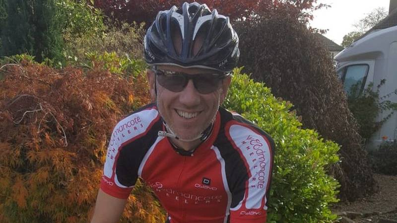 Cyclist Writes 'Merry Christmas' On Strava During 79-Mile Ride