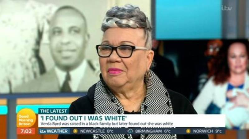 American Woman Only Found Out That She Wasn't Black Aged 70