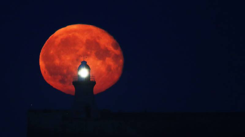 Harvest Moon 2019: What Is It, When Is It And Where Can I See It From?