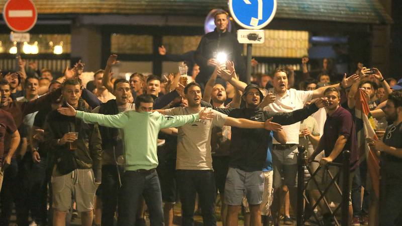 Russian Ultras Planning On 'Unleashing Hell' On Brits At World Cup