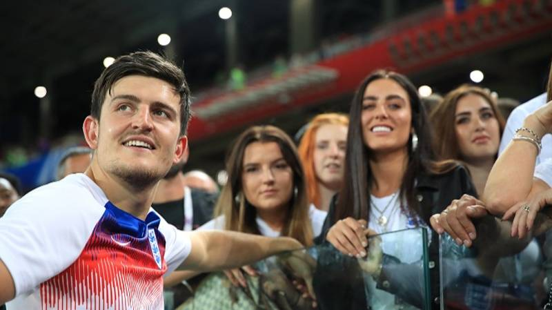 Kyle Walker Posts Hilarious Dig At Harry Maguire After England Win