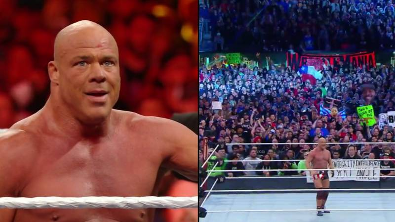 Kurt Angle Has Bid Farewell To His Career After Controversial WrestleMania 35 Match