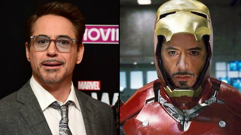 Robert Downey Jr. Improvised The Most Iconic Line In 'Iron Man'