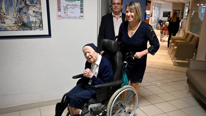 Europe's Oldest Person Survives Covid Without Any Symptoms