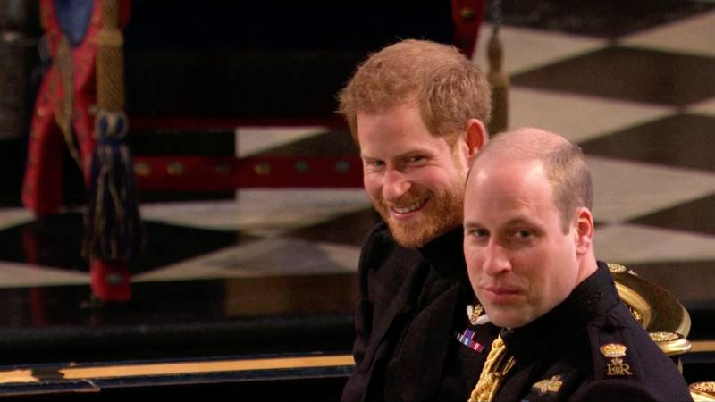 Lip Reader Reveals What Prince Harry Said To Brother William At The Altar