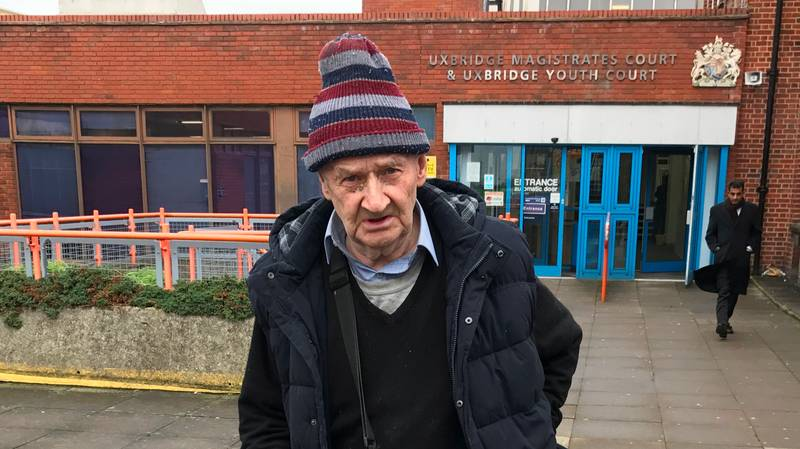 Man, 80, Found Guilty Of Molesting Cows