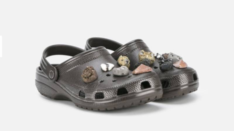 Designer Releases 'Luxury' $216 Version Of Crocs