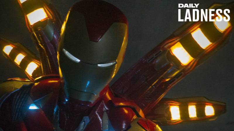 Marvel Fan Builds Incredible Working Iron Man Suit On 3D Printer