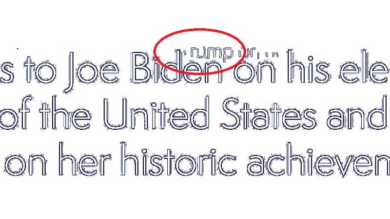 Boris Johnson's Message To Joe Biden Contains Hidden Message To Donald Trump