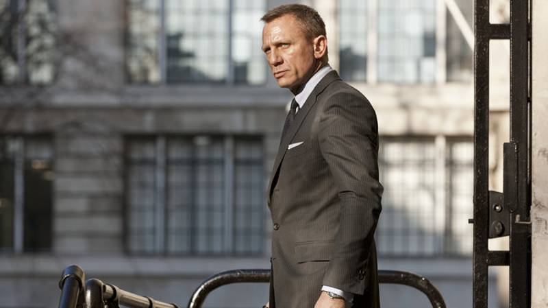 Daniel Craig Tells His 007 Replacement 'Don't F*** It Up!'