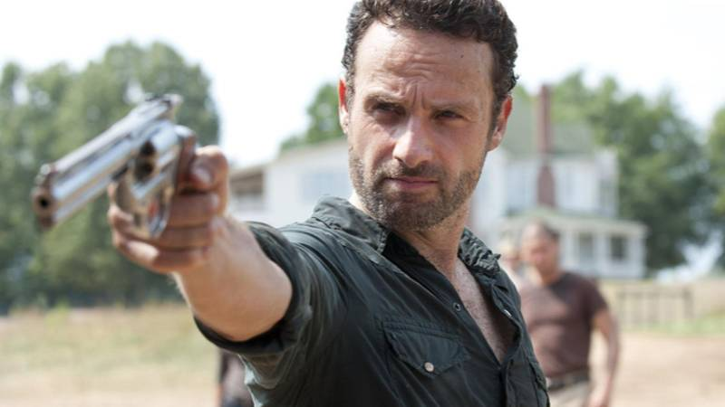 Andrew Lincoln Set To Leave 'The Walking Dead' In Season Nine
