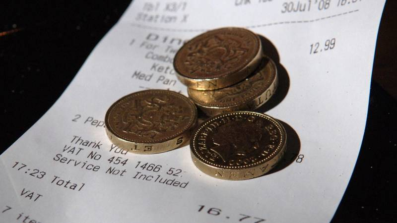 Waiters To Be Paid All Tips Under New Law