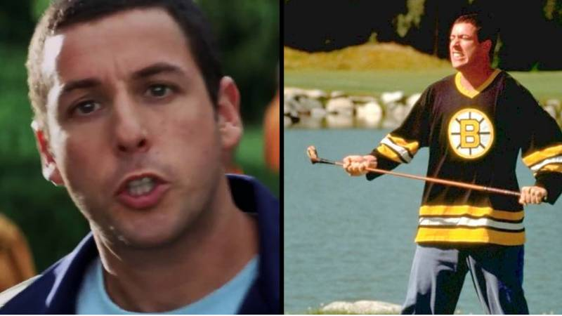 People Are Re-Watching Adam Sandler Movies And Finding Him Too Aggressive