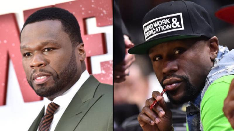 Floyd Mayweather Calls Out 50 Cent In Brutal Instagram Post
