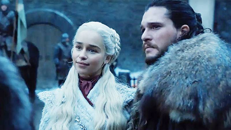 We've Been Given A Tiny Glimpse Into The Final Game Of Thrones Season