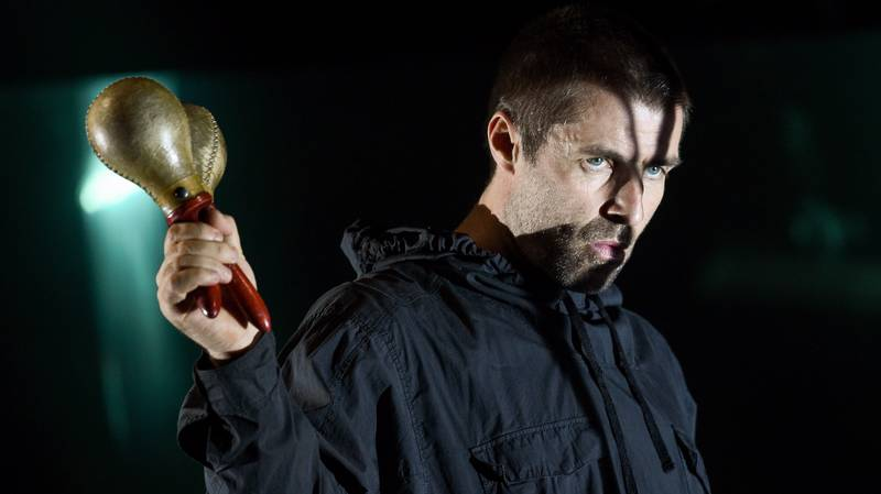 Liam Gallagher's Name Isn't Really Liam…Well Sort Of