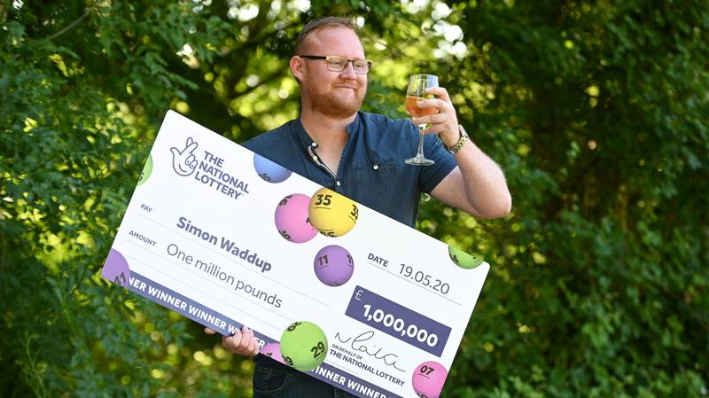Man Wins £1m On EuroMillions After 'Voice In His Head' Told Him To Buy A Ticket