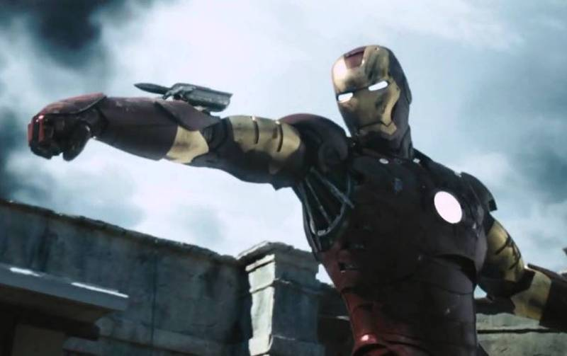 Iron Man Is Actually A Terrible Death Machine