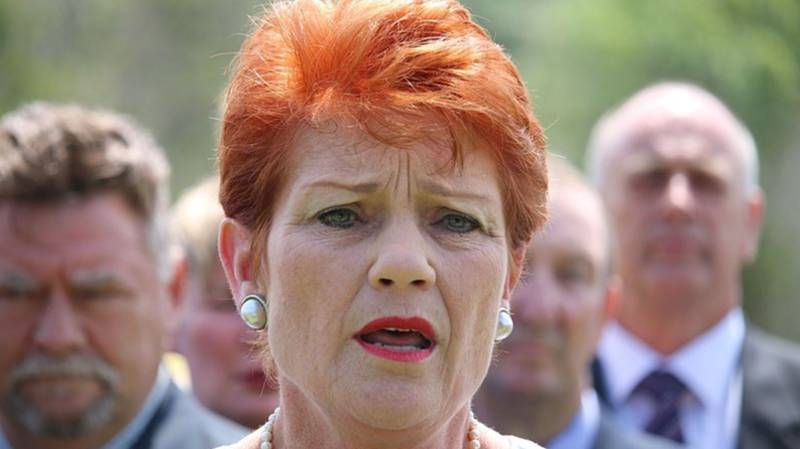 Pauline Hanson Calls On Australians To Boycott Chinese Products For Christmas