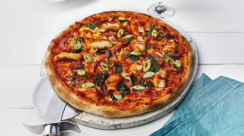Bella Italia Launches Katsu Pizza And It's Free To Anyone Named Kat, Sue or Stu