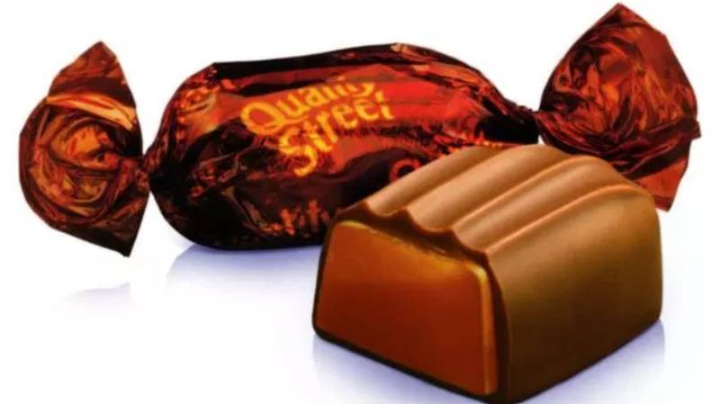Nestle Is Replacing Quality Street's Toffee Deluxe Again