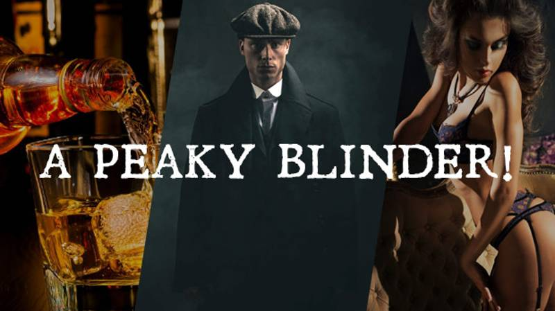 The Peaky Blinders Stag Do That Lets You And Your Mates Party Like Tommy Shelby