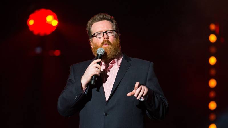 The One Thing That Offended Frankie Boyle So Much He Walked Out Of A Gig