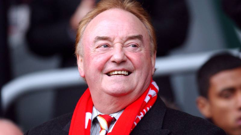 Gerry Marsden From Gerry And The Pacemakers Has Died