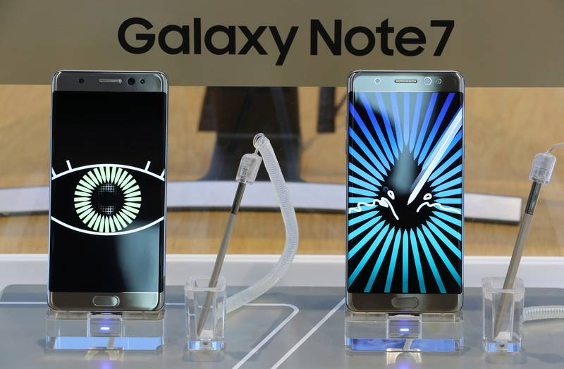 Samsung Is Going To Lose A Lot Of Money After Discontinuing The Galaxy Note 7