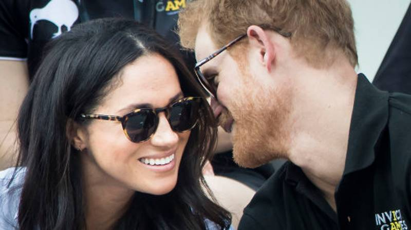 Prince Harry Will Dodge The Royals' Boxing Day Shoot For Meghan Markle