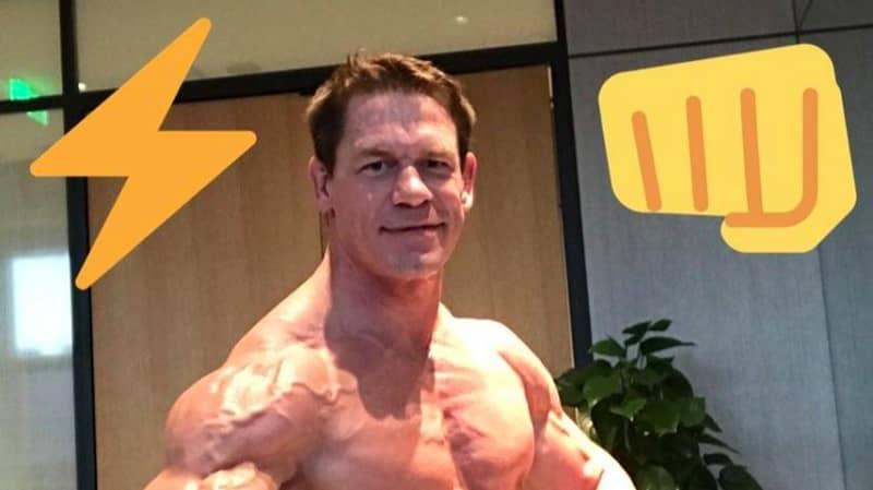 WWE Wrestling Star John Cena Reveals Brand New Look On Twitter