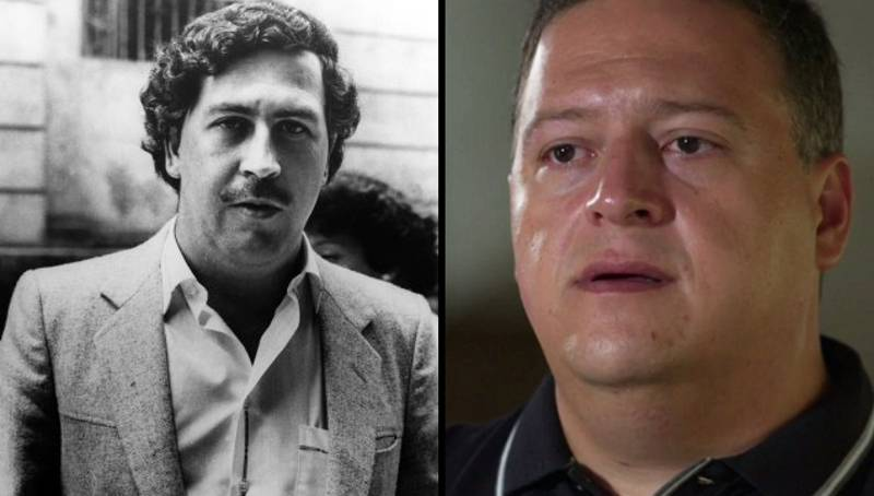 Pablo Escobar's Son Has Spoken For The First Time About His Childhood