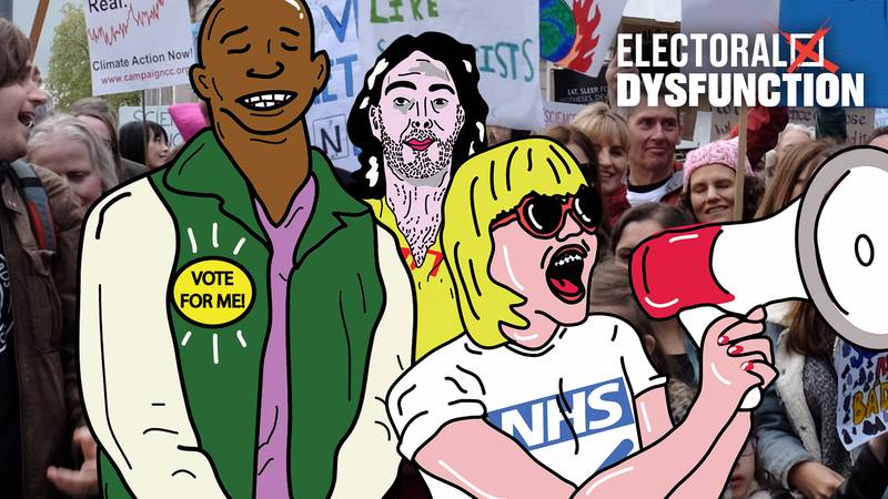The Six Types Of Social Media LAD You Find In A General Election