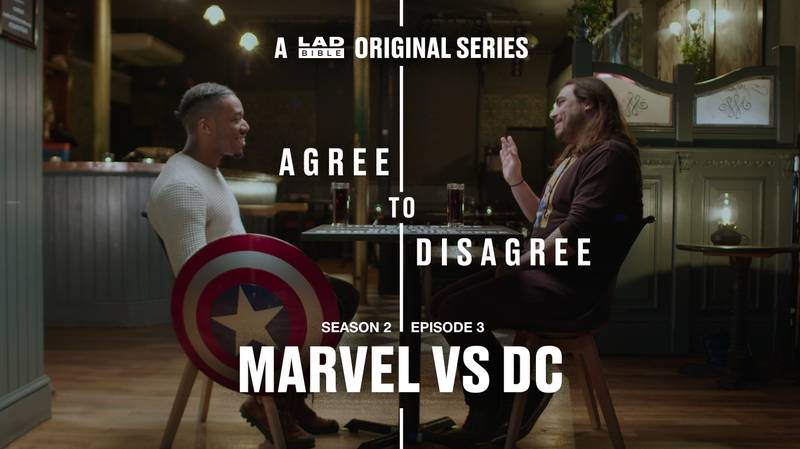 LADbible's Agree To Disagree: Marvel Vs DC