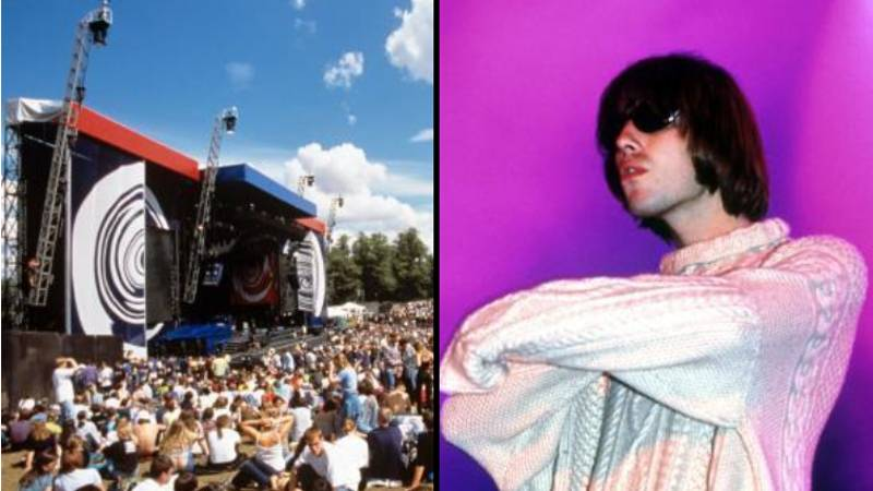 Today Marks The Anniversary Of Oasis' Historic Knebworth Performance