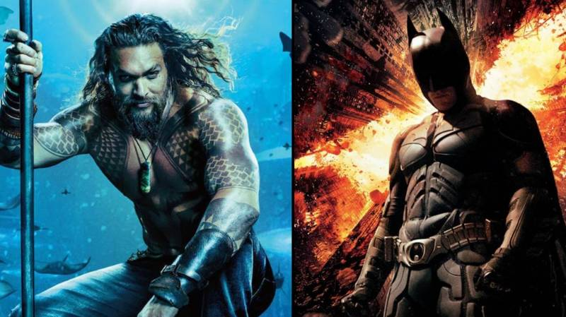 ​Aquaman Is DC's Biggest Hit Movie Since The Dark Knight Rises